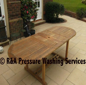 garden furniture restoration