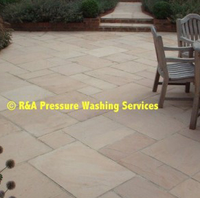 patio cleaners Buckinghamshire