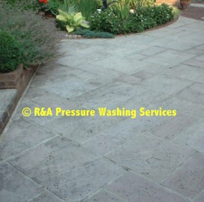 patio cleaners Berkshire