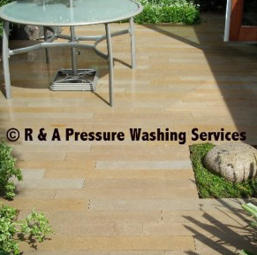 block paving pressure cleaning
