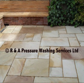 Patio cleaners London