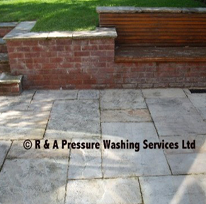 Patio cleaners Surrey