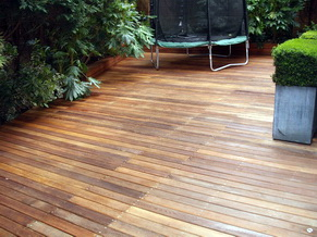 Garden Decking Cleaning 3