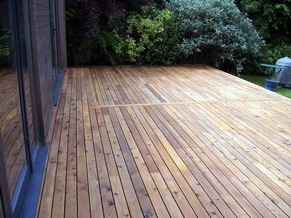 Garden Decking Cleaning 6