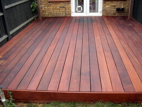 Garden Decking Cleaning 8