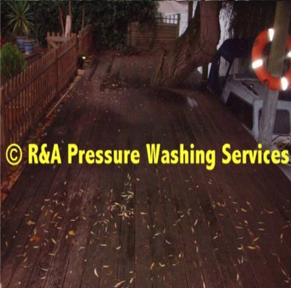 decking cleaning South East London