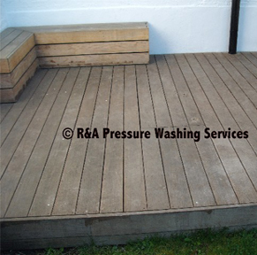 decking pressure washing Surrey
