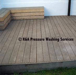 decking pressure washing Surrey