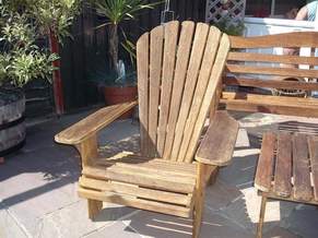 Teak Wood Furniture Cleaning1