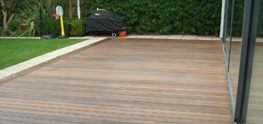 Wooden Decking Cleaning